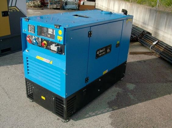 Generatore MG23SS Image