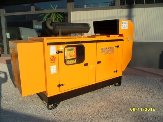 Generatore VISA JD60 Image